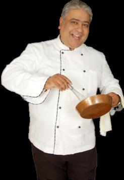 Chef GJ Singh