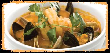 Great Idian Ocean Soup