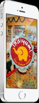 Indiyum iPhone App